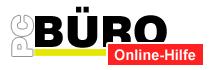 PC-BÜRO Online-Hilfe